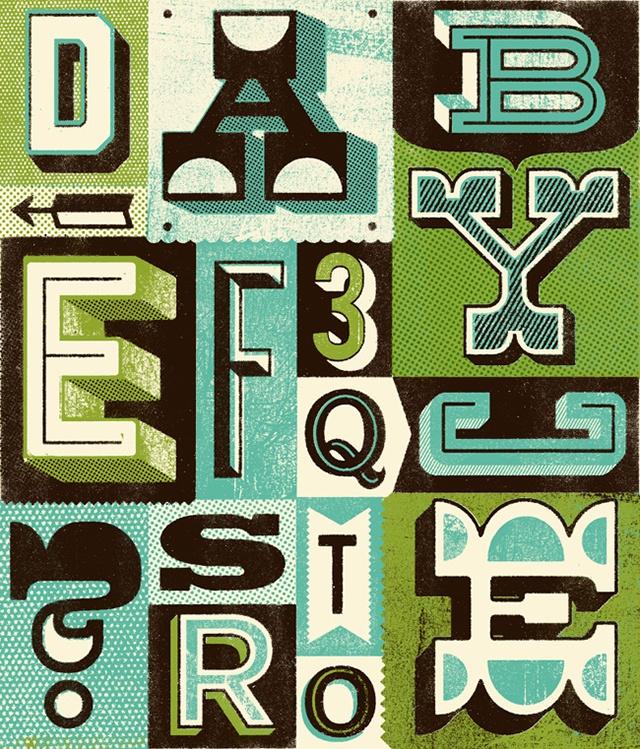 Letterpress Aesthetics Telegramme Studio