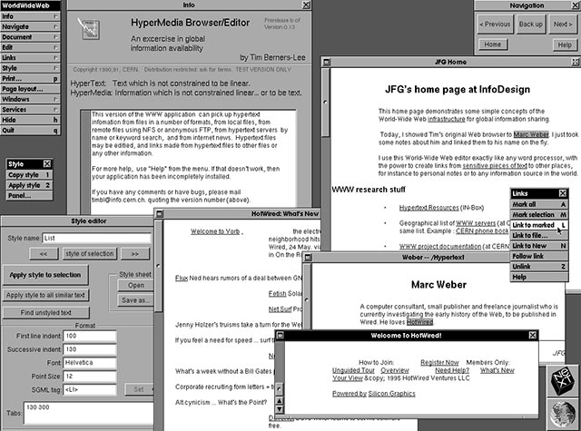 Web Design: 20 Years of World Wide Web